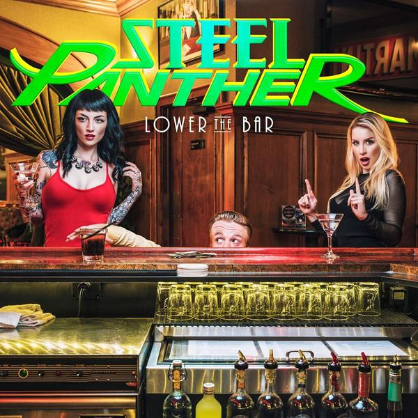 Nakasha - LP STEEL PANTHER Lower The Bar