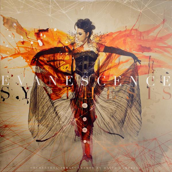 "Sony Music LP Evanescence ‎""Synthesis"""