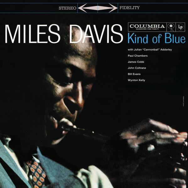 Sony Music LP MILES DAVIS Kind Of Blue