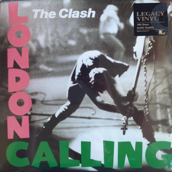 Sony Music THE CLASH London Calling 2LP