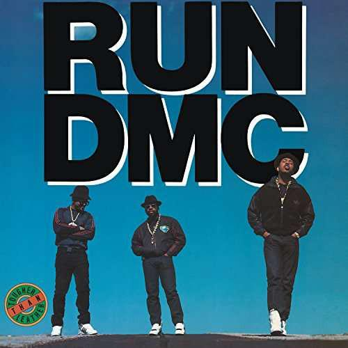 Nakasha - Sony Music LP RUN-DMC Tougher Than Leather