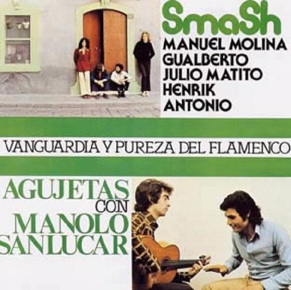 Nakasha - Sony Music LP SMASH / AGUJETAS Vanguardia Y Pureza Del Flamenco