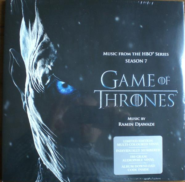 Nakasha - Sony Music LP Ramin Djawadi GAME OF THRONES 2LP