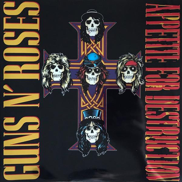 Nakasha - Universal Music GUNS N' ROSES Appetite For Destruction