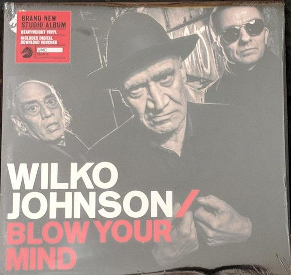 Nakasha - Universal Music LP WILKO JOHNSON Blow your mind