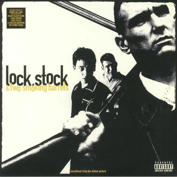 Nakasha - Universal Music LP V/A Lock, Stock & Two Smoking Barrels (OST) 2LP