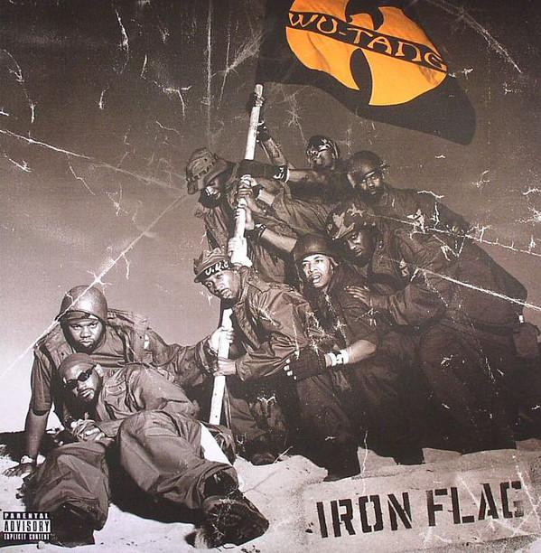 Nakasha - Sony Music LP WU-TANG CLAN Wu-Iron Flag 2LP