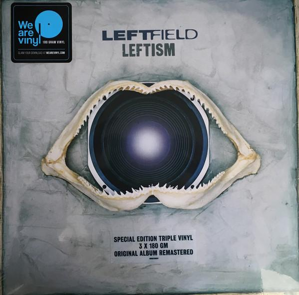 Nakasha - Sony Music LP LEFTFIELD Leftism 3LP