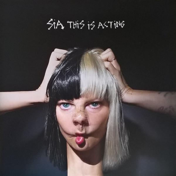 Nakasha - Sony Music LP SIA This Is Acting 2LP