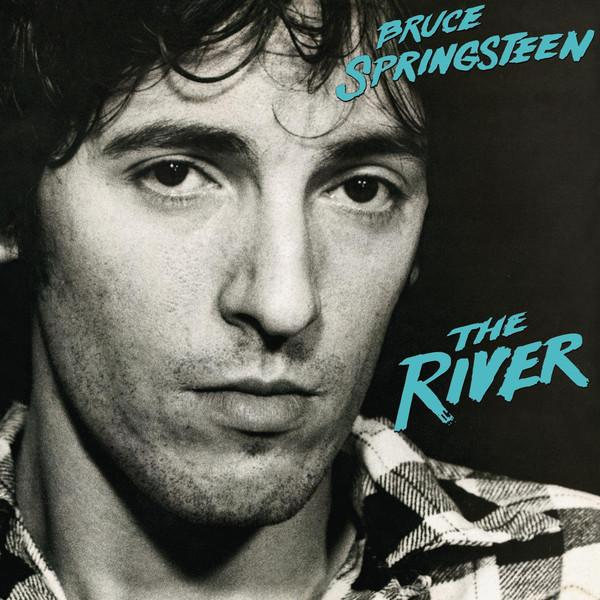 Nakasha - Sony Music LP Bruce Springsteen ‎– The River 2LP
