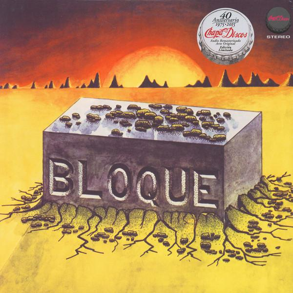 Nakasha - Sony Music LP Bloque ‎– Bloque