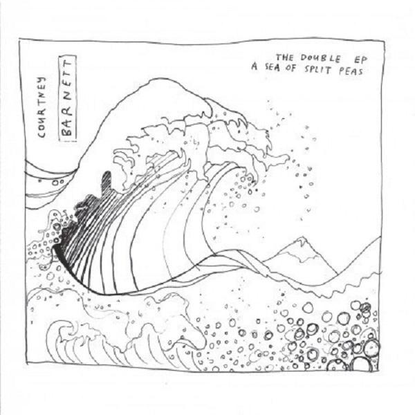 Nakasha - LP  Courtney Barnett ‎– The Double EP: A Sea Of Split Peas 2LP