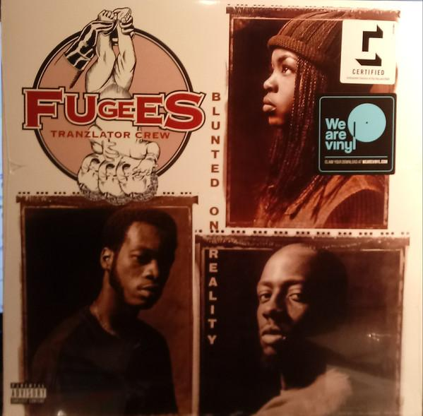 Nakasha - LP Fugees Tranzlator Crew ‎– Blunted On Reality