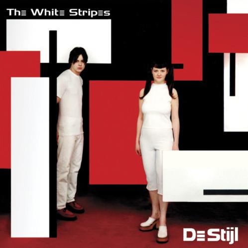 Nakasha - LP The White Stripes ‎– De Stijl