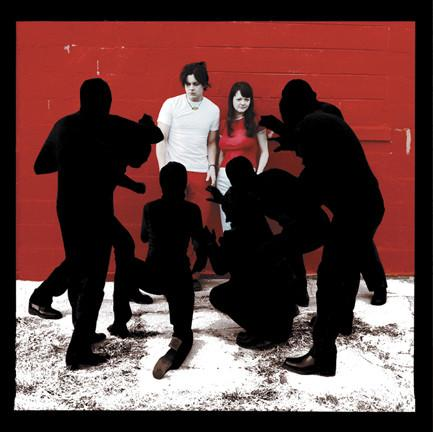 Nakasha - LP The White Stripes ‎– White Blood Cells