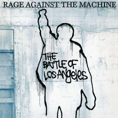 Nakasha - LP Rage Against The Machine ‎– The Battle Of Los Angeles