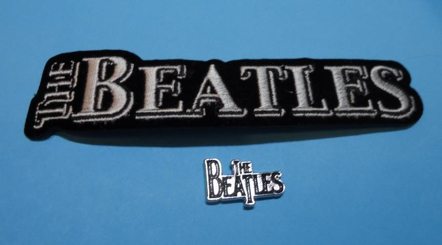Nakasha - LOTE THE BEATLES Pin + Parche