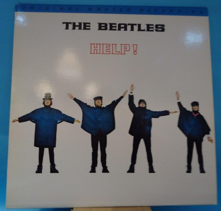 Nakasha - LP The Beatles ‎– Help!  Mobile Fidelity Sound Lab Vinyl NM Cover EXC+