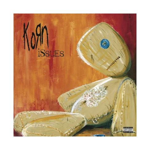 Nakasha - LP Korn ‎– Issues 2LP