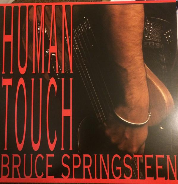 Nakasha - LP Bruce Springsteen ‎– Human Touch 2LP