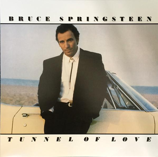 LP Bruce Springsteen ‎– Tunnel Of Love 2LP