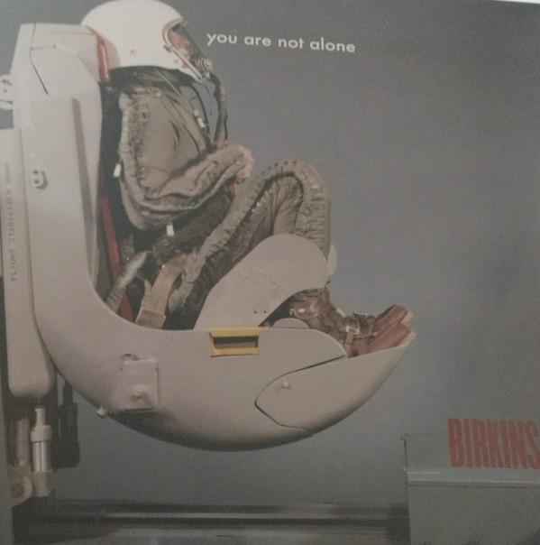 Nakasha - LP The Birkins – You Are Not Alone 2LP