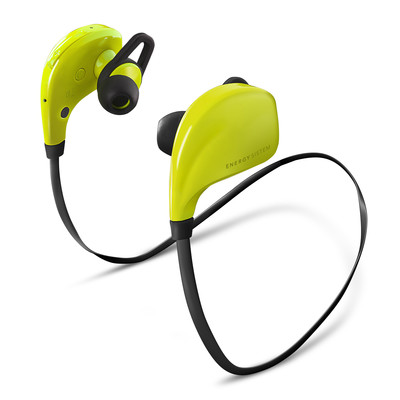 BAHIA TECHNOLOGY - ENERGY HEADPHONES BT SPORT GREEN