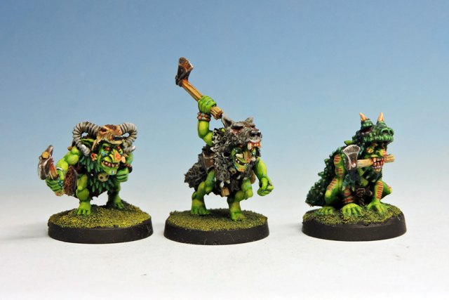 nightmaregames - Feral Goblins Troops #2