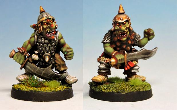Black Goblin Troops #1