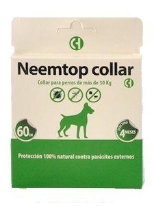 NEEMTOP COLLAR ANTIPARASITARIO NATURAL