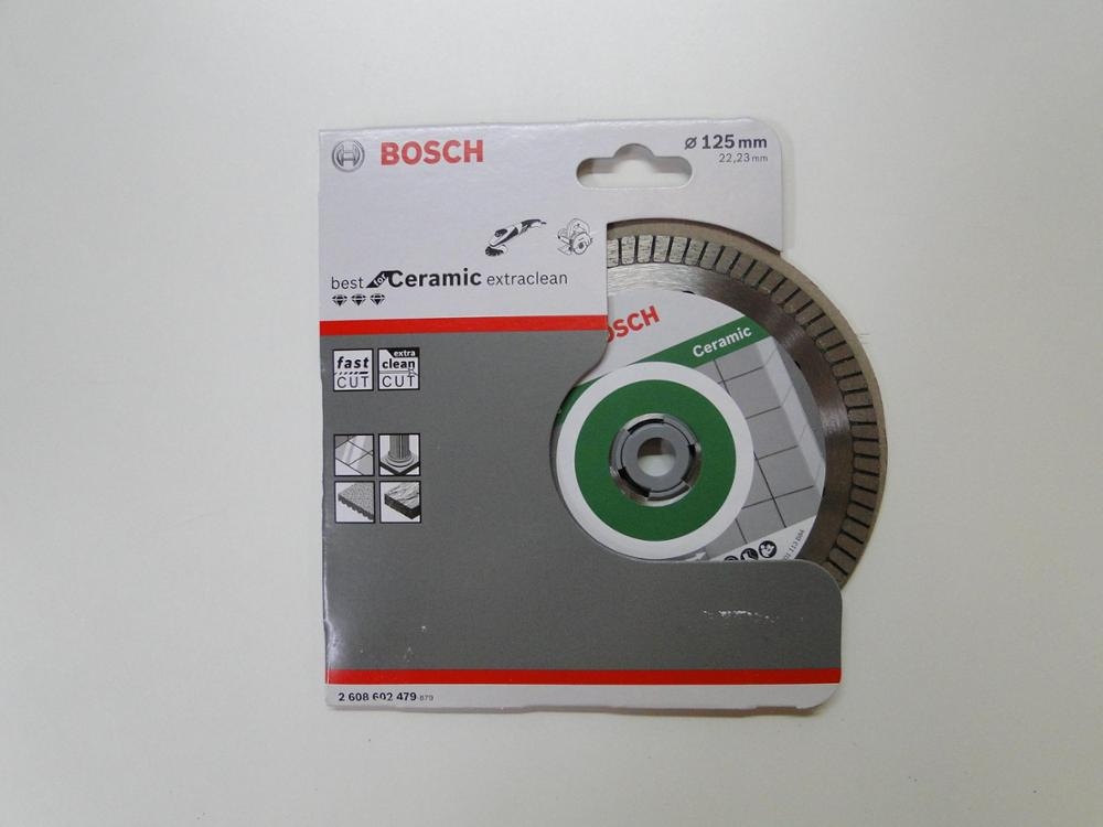 promak-slu - Bosch BOSCH DISCO DIAMANTE CERAMIC X-CLEAN 125