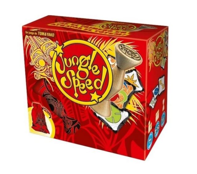 TOM&YAKO JUNGLE SPEED