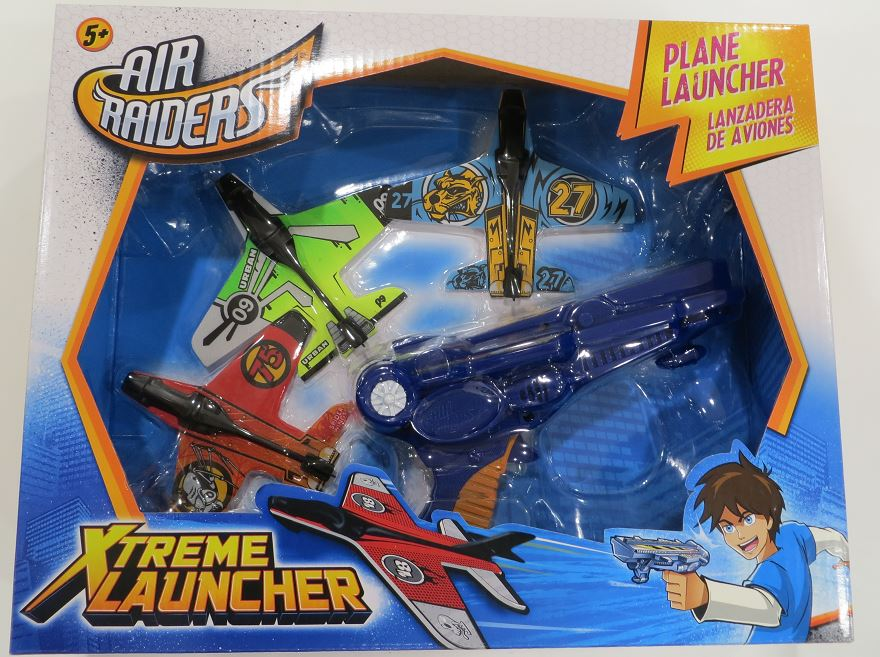 robotmania - WORLD BRANDS Oferta 50% PLANE LAUNCHER