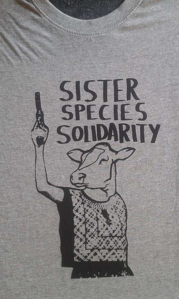 serigrafiavegan - Sister species solidarity