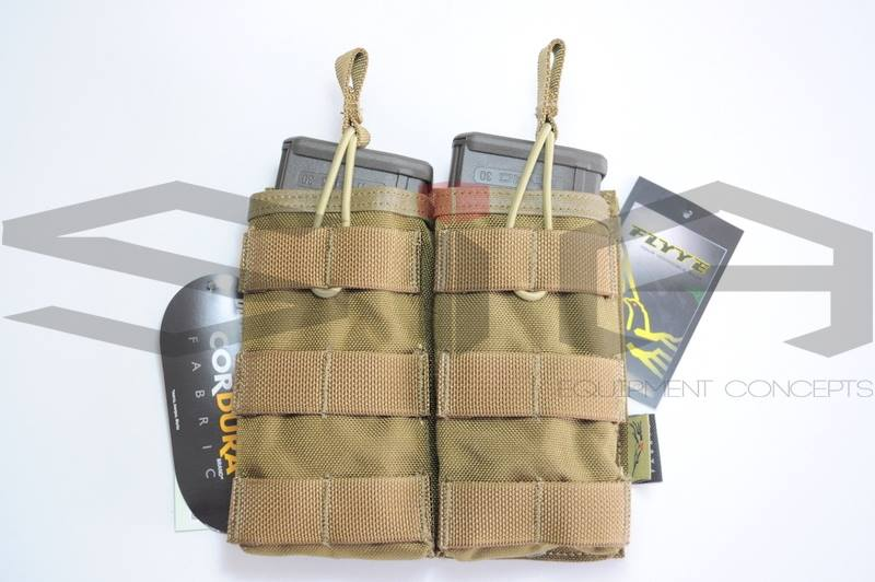 SIA Airsoft Concepts - FLYYE Pouch doble universal EV