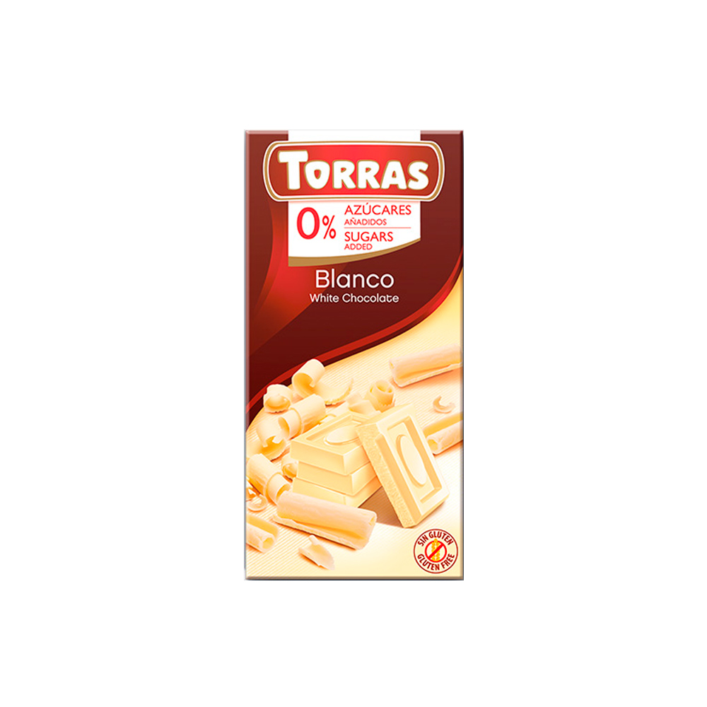 SUPERATLETA - TORRAS CHOCOLATE 0% AZÚCARES