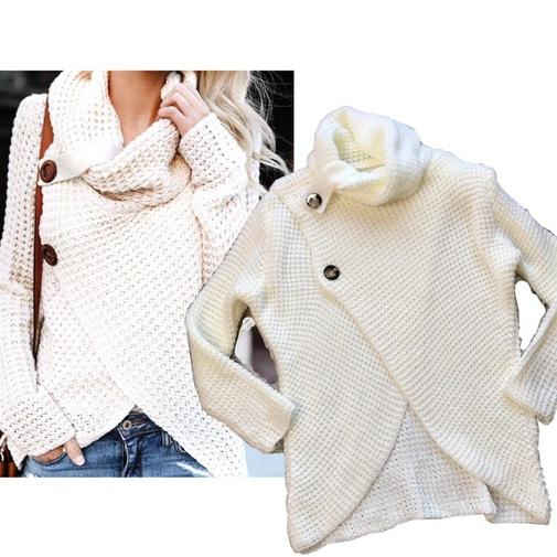 Trendy Boutique - JERSEY BLOGGER COLOR CREMA