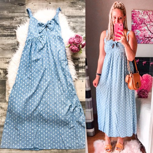 Trendy Boutique - VESTIDO CANDY AZUL