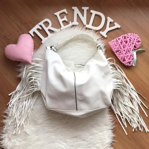 Trendy Boutique - Bolso FLY BLANCO
