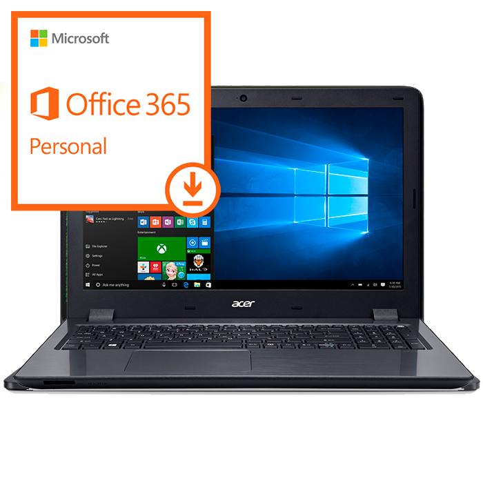 TUCORREOS.ES - Acer Aspire ES1 + Windows 10 + Office 365 Personal - ESD