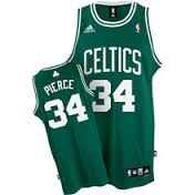 USA SPORTS - CELTICS BOSTON 34 PIERCE