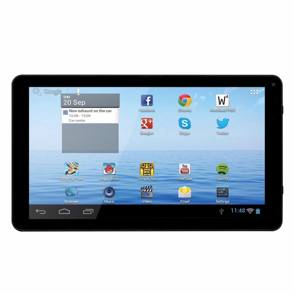 val-pc - DENVER TAQ-10243 - QC 1.2GHZ - 1GB DDR3 - 16GB - 10.1'/25.6CM 1024X600 - CAM 0.3MP - MICROSD - WIFI - BATERÍA 4400MAH - ANDROID 6