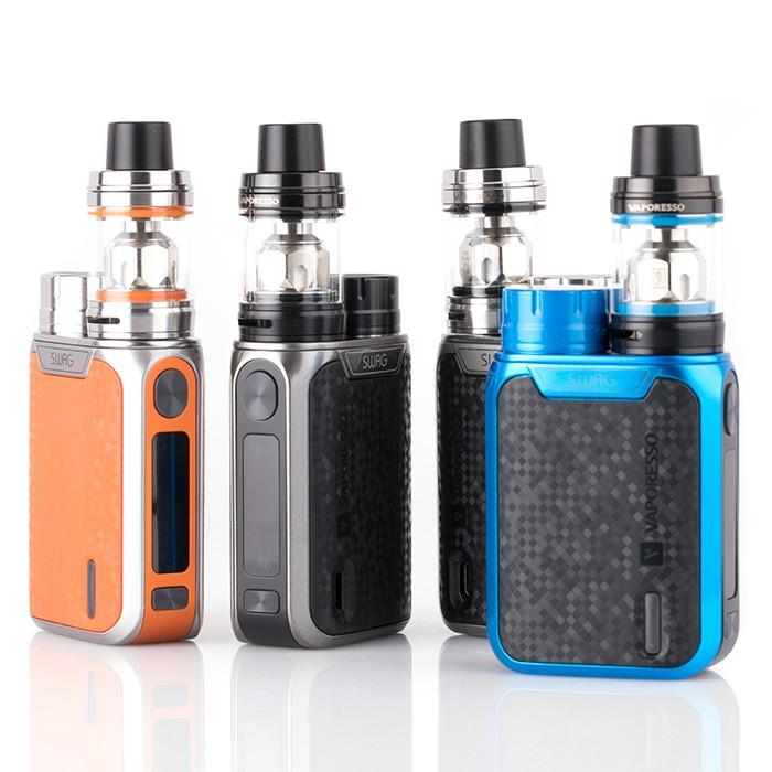 VAPESSENTIAL - VAPORESSO SWAG KIT 80W.