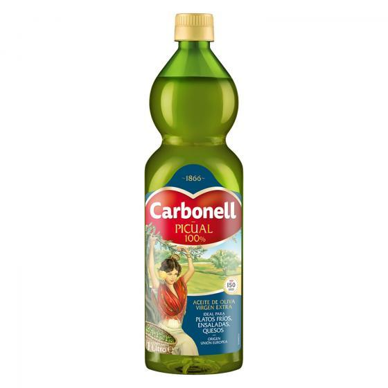 yourspanishplace - CARBONELL Aceite de oliva virgen extra Picual 1 l