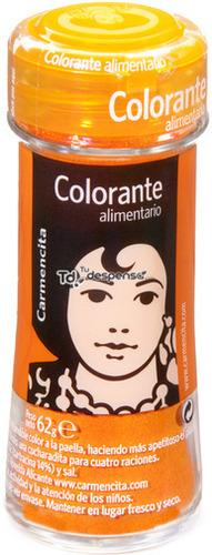 yourspanishplace - CARMENCITA Colorante alimentario 60 g.