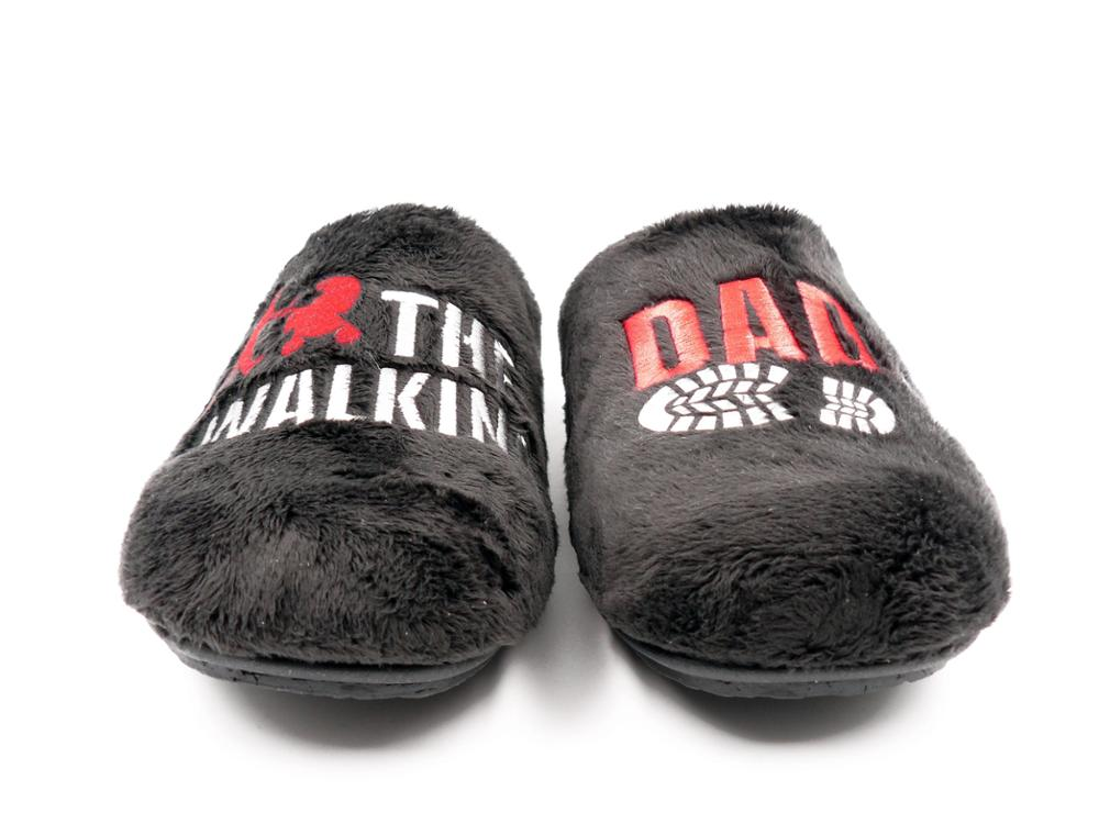 ZAPATOS POZO - VUL-LADI Zapatilla casa Twins the walking dead - 2636 - 20