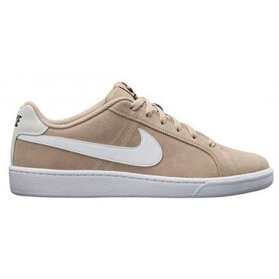ZAPATOS POZO - NIKE Zapatillas mujer, nylon color salmon logo blanco - court-royal3