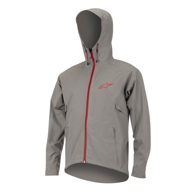 Zonacción - Alpinestars All Mountain Gris/Rojo